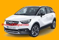 Logo Scatta una foto con il tuo cucciolo e vinci gratis Opel Crossland X