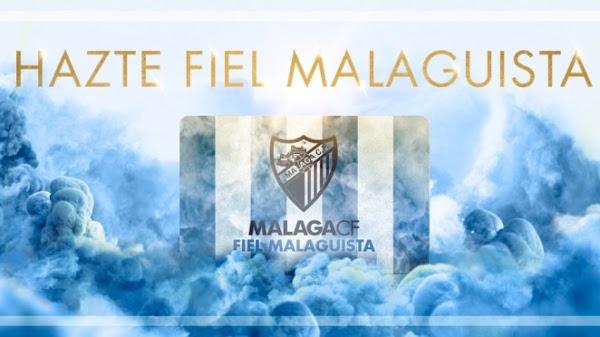 "Málaga, casi 2.000 personas suscritas a ""Fiel Malaguista"""