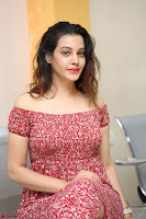 Diksha Panth in a Deep neck Short dress at Maya Mall pre release function ~ Celebrities Exclusive Galleries 112.JPG