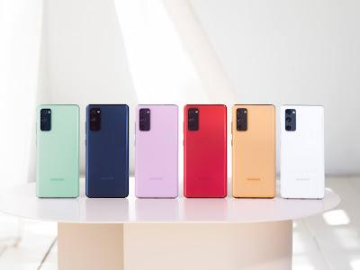 """ไปได้สุดทุกไลฟ์สไตล์ ในราคาที่ใช่ กับสมาร์ทโฟนแฟลกชิปล่าสุด """"Samsung Galaxy S20 FE"""" พร้อมเปิดจองล่วงหน้าแล้วตั้งแต่วันนี้ – 11 ต.ค. 63"""