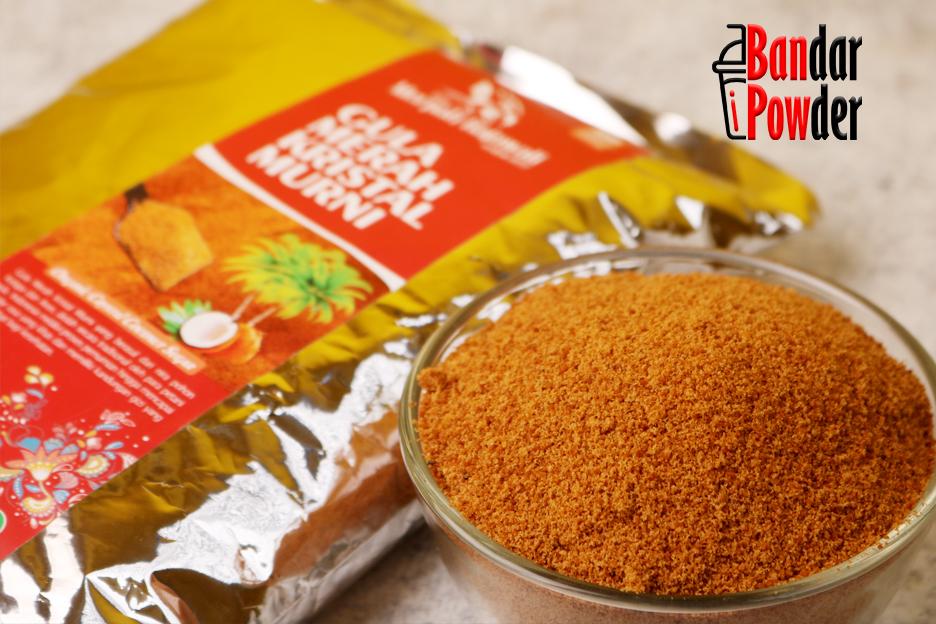 Distributor Brown Sugar Bubuk dan Powder Termurah