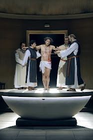 Wagner: Parsifal - Bayreuth Festival - Ryan McKinny - (Photo © Bayreuther Festspiele / Enrico Nawrath)