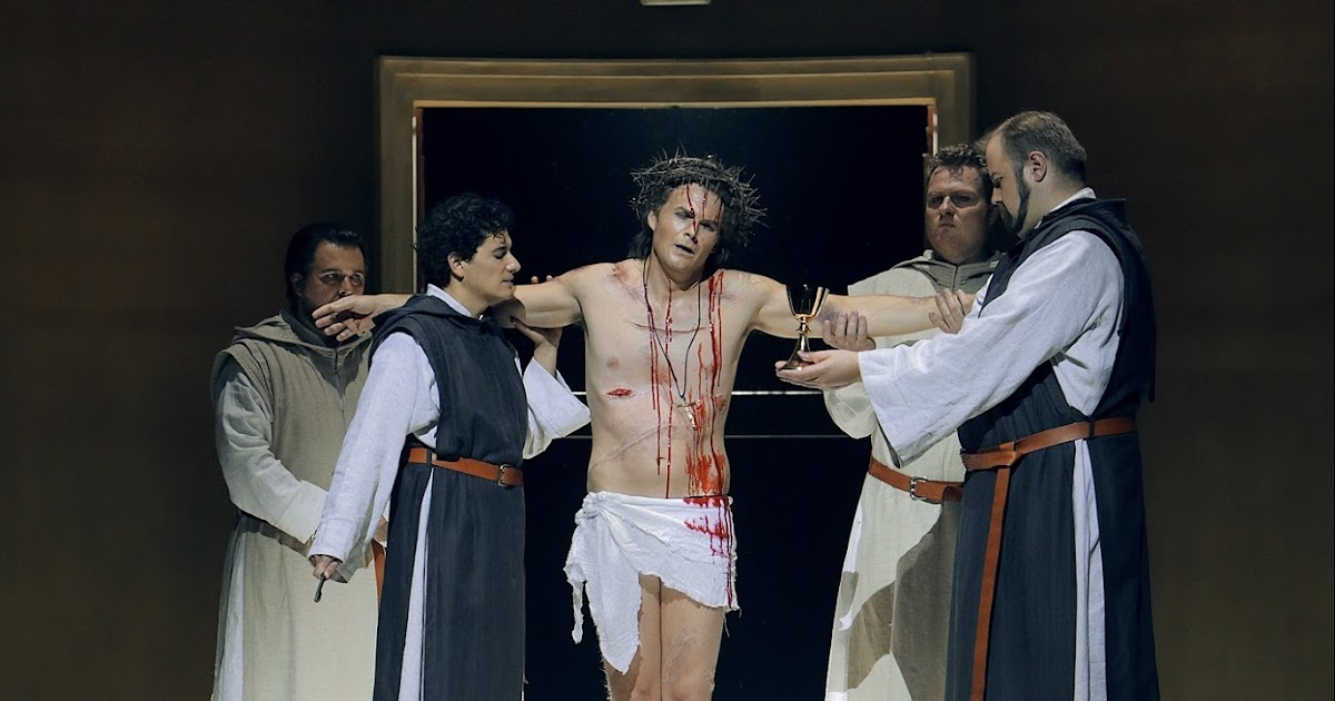 Planet Hugill A Magnificent Staging Parsifal At The Bayreuth Festival