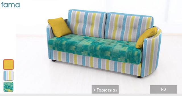 Simulador de sofa