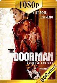 La Portera (The Doorman) (2020) [1080p BD REMUX] [Latino-Inglés] [LaPipiotaHD]