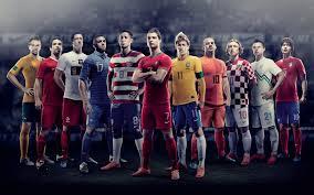 great footballers