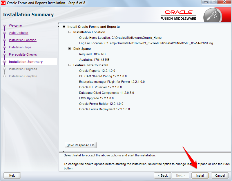 how to run access advisor in oracle 11g manually