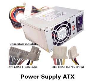 Jenis Power Supply Komputer ATX