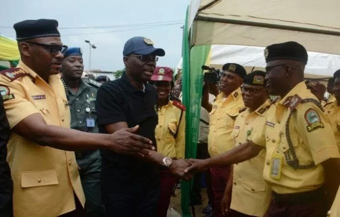 Traffic law confusion: LASTMA opens up 1