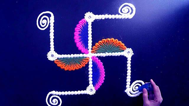 Images for Diwali Rangoli