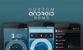 Cara Custom Roms