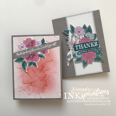 Weekly Digest - Week Ending April 24, 2021 | Nature's INKspirationa by Angie McKenzie for Crafty Collaborations Retiring In Colors Blog Hop; Click READ or VISIT to go to my blog for details! Featuring the Hand-Penned Bundle from the upcoming 2021-2022 Annual Catalog and the retiring Ornate Style Photopolymer Stamp Set by Stampin' Up!; #occasioncards #thankyoucards #stamping #retiringincolors20192021 #retiringincolorsbloghop #sneakpeek #handpennedstampset #handpennedbundle #20212022annualcatalog #ornatestylestampset #todaystilesstampset #20202021annualcatalog #naturesinkspirations #makingotherssmileonecreationatatime #coloringwithblends #inkblending #fauxstucco #cardtechniques #stampinup #stampinupink #handmadecards