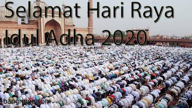 Selamat Hari Raya Idul Fitri 2020 - Casual Version