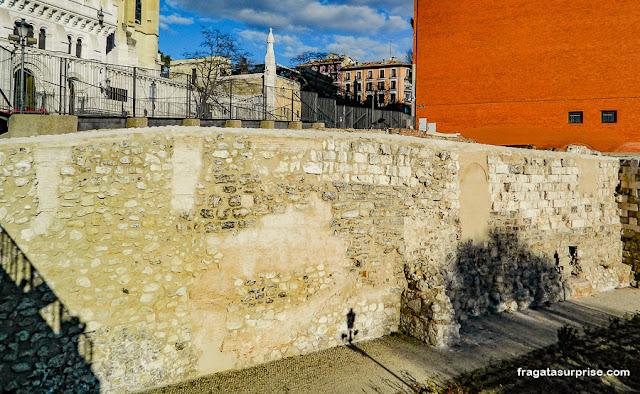 Muralha árabe de Madri