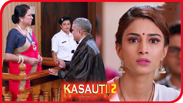 Bajaj's murder mystery traps Veena Prerna hell stuck in court in Kasauti Zindagi Ki 2