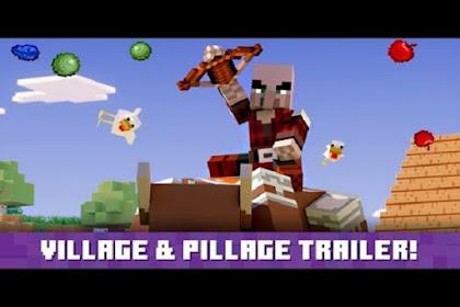 Game Minecraft Populer di Kalangan Anak-Anak Masa Kini