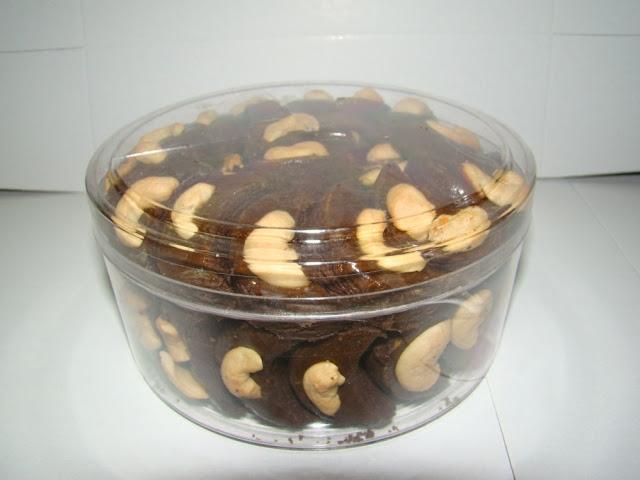 resep kue kacang mede