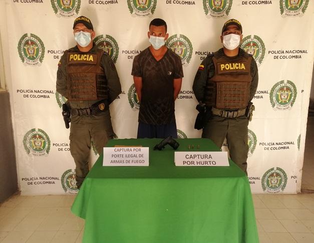 hoyennoticia.com, Se robó una moto en Codazzi y le dieron casa por cárcel