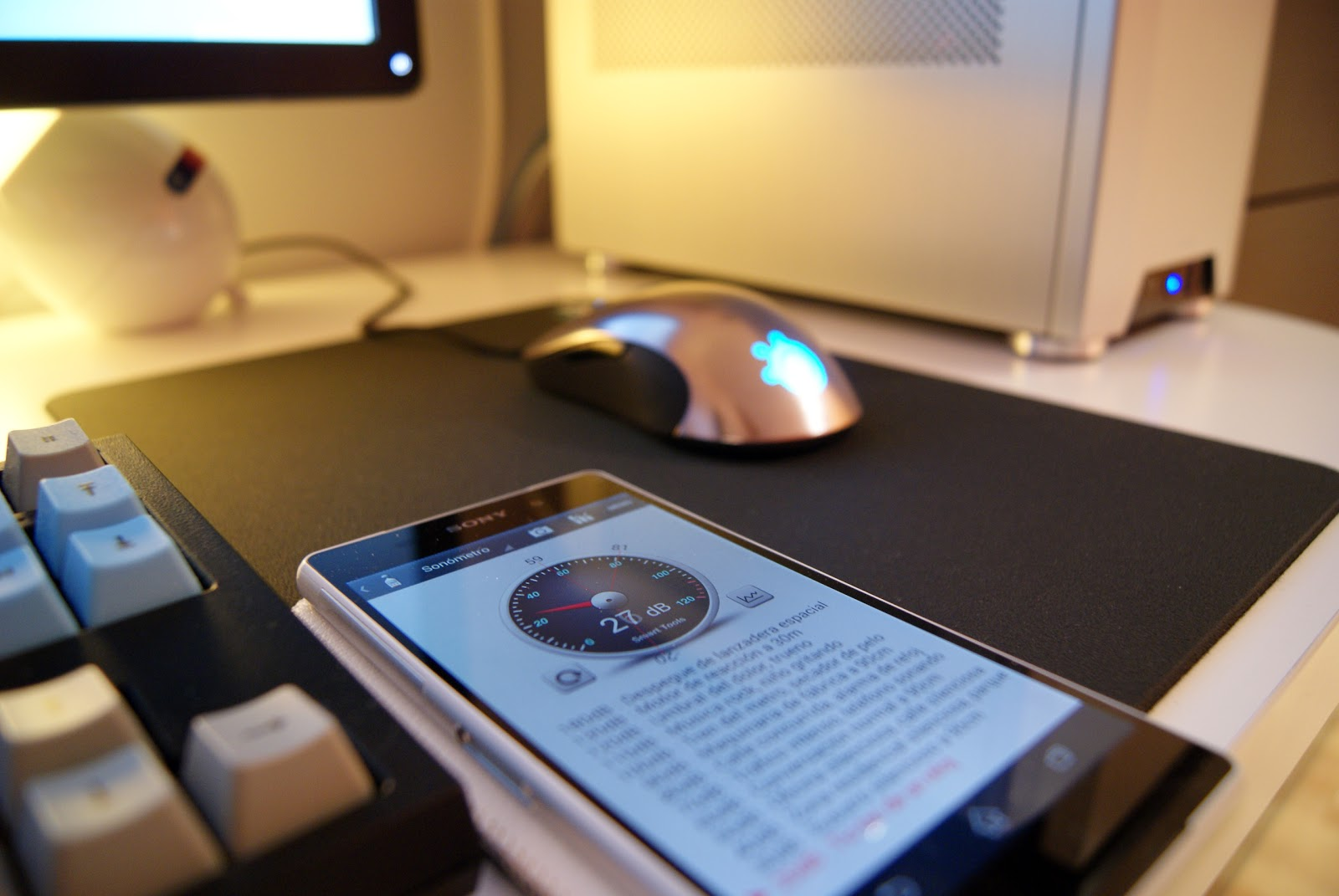 App sonómetro para medir el ruido