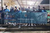 Bantu Masyarakat, DPP KNPI Bagikan Paket Lebaran untuk Pemulung dan Warga Bantargebang