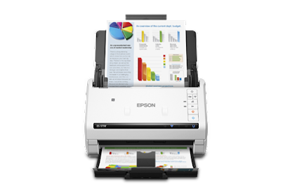 Download Epson WorkForce DS-575W Drivers