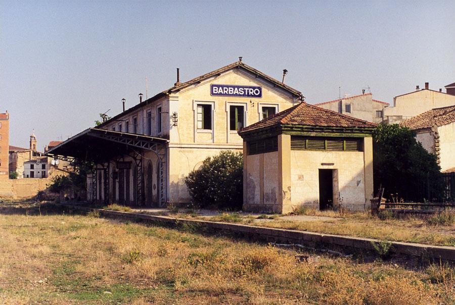 Asociaci n altoaragonesa de amigos del ferrocarril - Contactos en barbastro ...