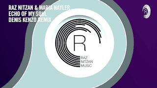 Lyrics Echo Of My Soul - Raz Nitzan & Maria Nayler