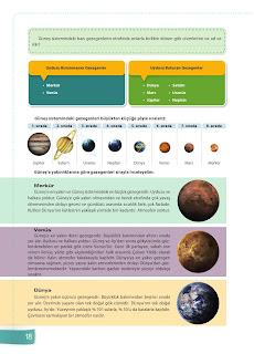 6. Sınıf Fen Bilimleri Ders Kitabı Cevapları Sevgi Yayınları Sayfa 18