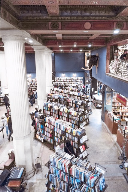 The last bookstore los angeles - lunches and dates