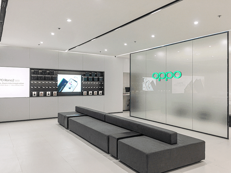 OPPO stores and service centers reopen nationwide!