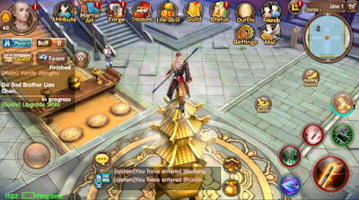 Age Of Wushu Dynasty Mod Apk android