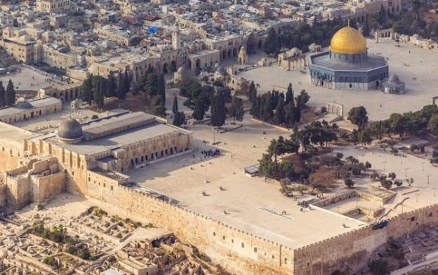 Gambar Masjidil Aqsa Palestina
