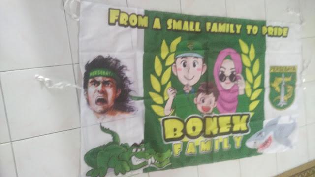 Bendera Bonek Family