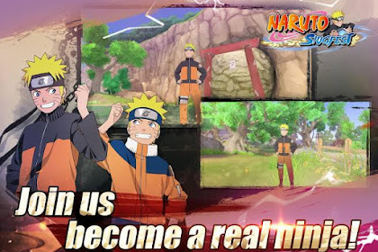 Download Game Naruto: SlugFest Apk Android Terbaru