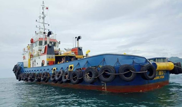 Berikut Sewa Kapal Tongkang Serang, Banten Terjangkau