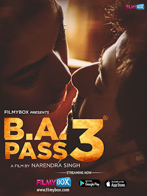 B.A. Pass 3 (2021) Hindi 720p | 480p HDRip x264 1Gb | 400Mb