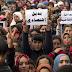 """سكان جرادة يحتجون """"ولد الفْشوش طلقتوه وولد الشعب غرقتوه"""""""