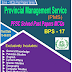 PPSC Provincial Management Service Past Papers PDF
