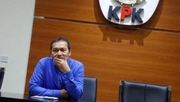 Wakil Ketua KPK Saut Situmorang Kirim Surel Pengunduran Diri