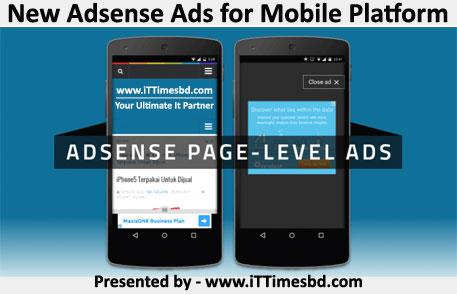 Adsense PAge-level Ads Earning