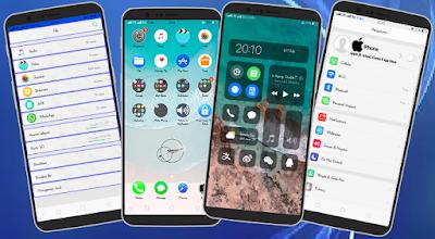 Tema Iphone 7 Untuk Oppo A37, A83, F5, Realme