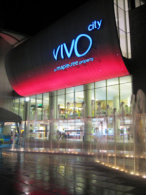 I no longer bothered to own got pictures of the many shops Singapore attractions : Vivo City