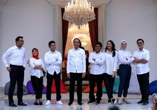 Surati Camat Minta Perusahaannya Didukung Lawan Corona, Stafsus Jokowi Minta Maaf