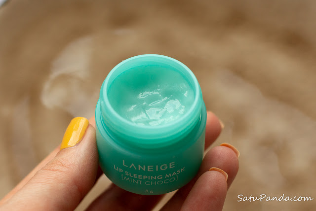 Laneige Lip Sleeping Mask Mint Choco отзыв