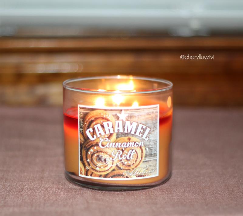 719 Walnut Avenue Caramel Cinnamon Roll Scent Scoop