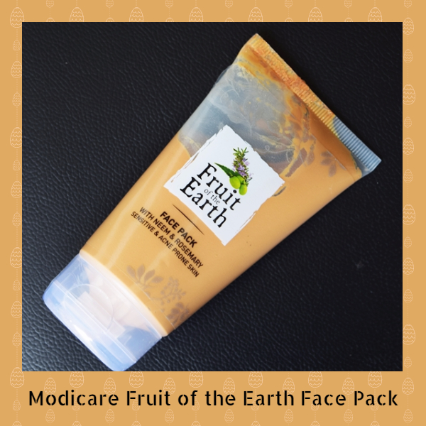 modicare face pack review