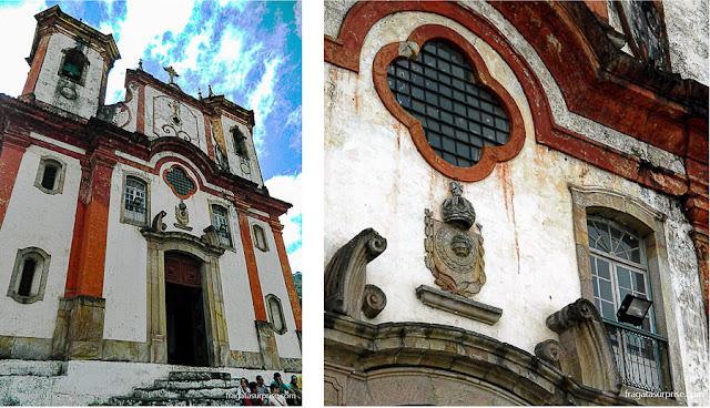 Igreja da Conceição, Ouro Preto, Minas Gerais