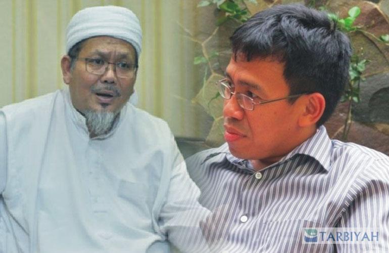Tengku Zulkarnain vs Akhmad Sahal