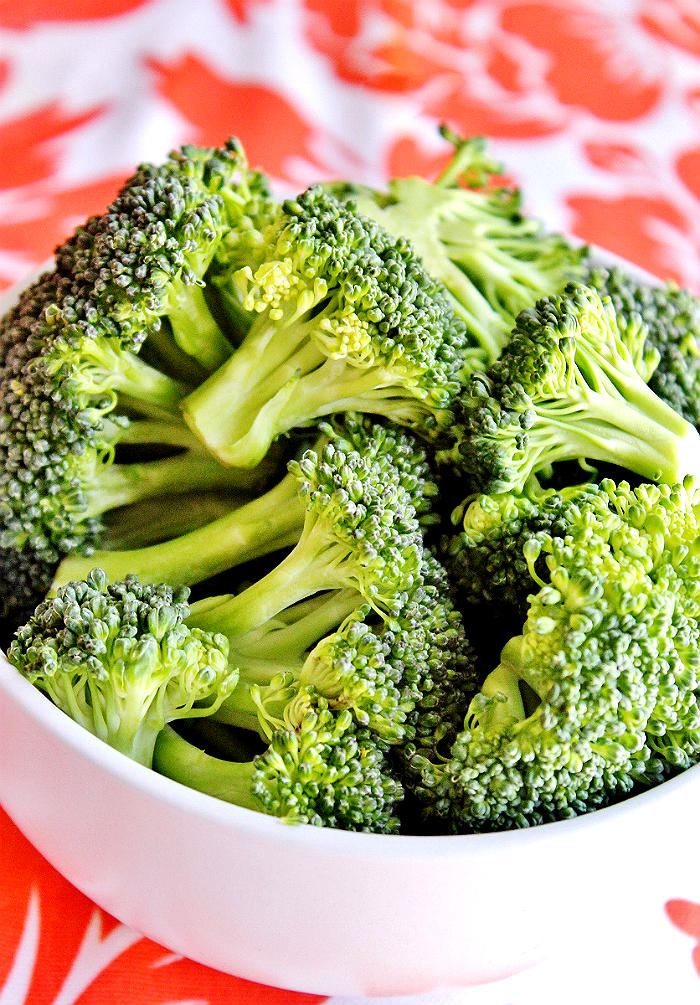 January/February- Broccoli is the Superfood of the month #SamsClubMag AD