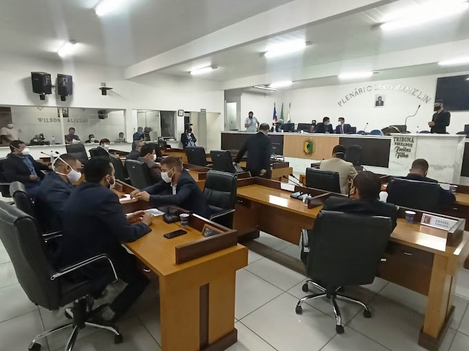 Convocação do Secretário Municipal de Educação é rejeitada pela Câmara